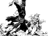 frank_frazetta_bw_lordoftherings