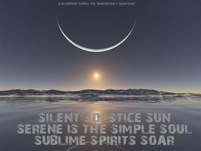 solstice haiku