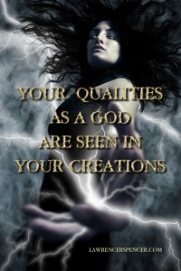 YOUR QUALITIES AS A GOD