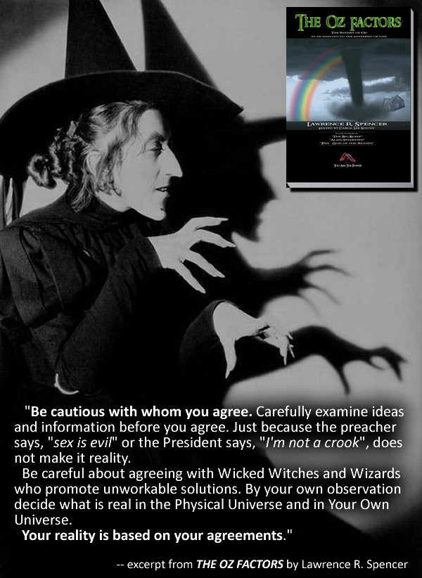 Wicked Witches of Reality