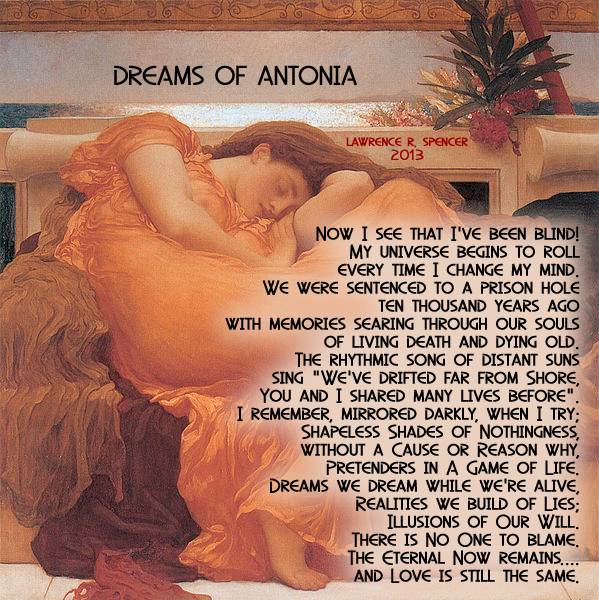 DREAMS OF ANTONIA