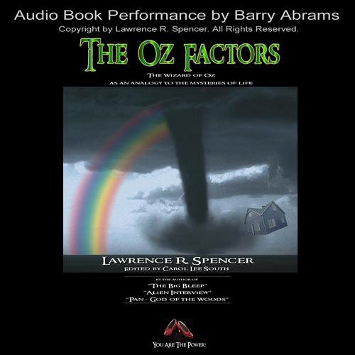 THE OZ FACTORS Audiobook_500