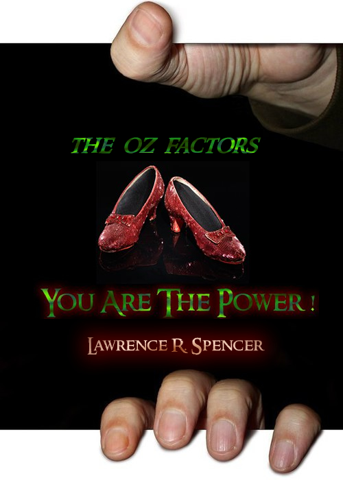 YOU ARE THE POWER