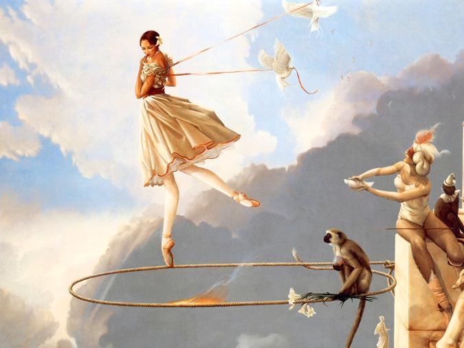 Michael Parkes - Innerworld