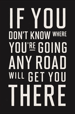Lewis Carroll - Any Road