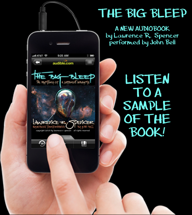 THE BIG BLEEP Audiobook