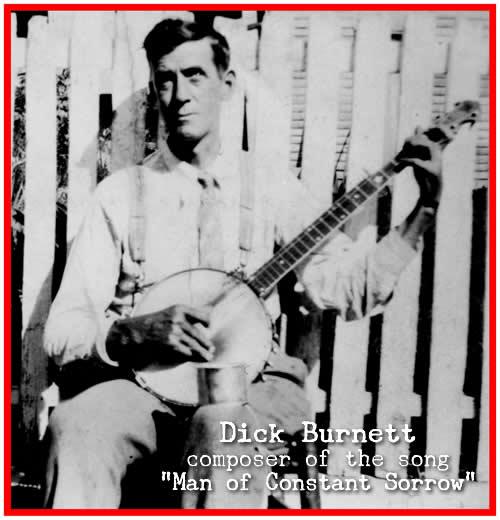 Dick Burnett