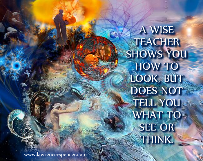 wise teacher