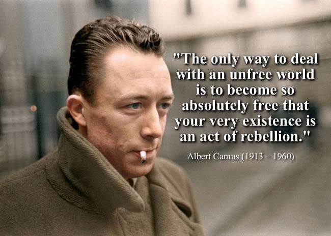 Albert Camus-Free