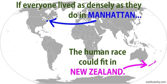OverpopulationMythManhattanandNewZealand