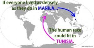 OverpopulationMythManilaandTunisia
