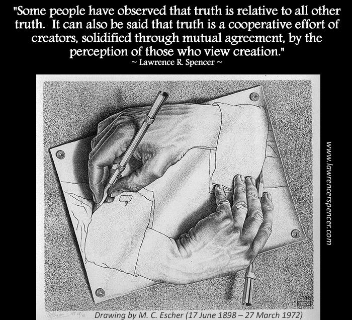 truth simulacrum