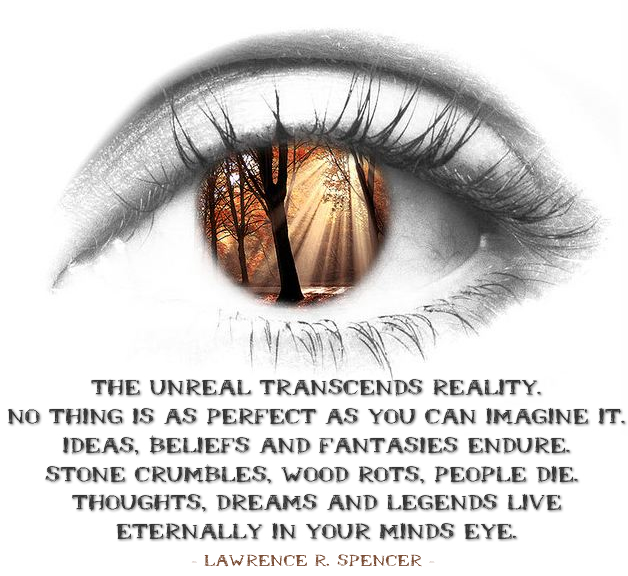 YOUR MINDS EYE