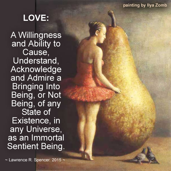 LOVE-a definition