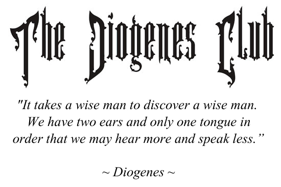 Diogenes sign
