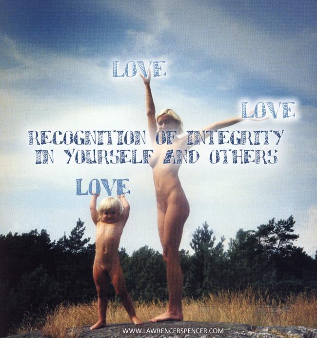 LOVE INTEGRITY