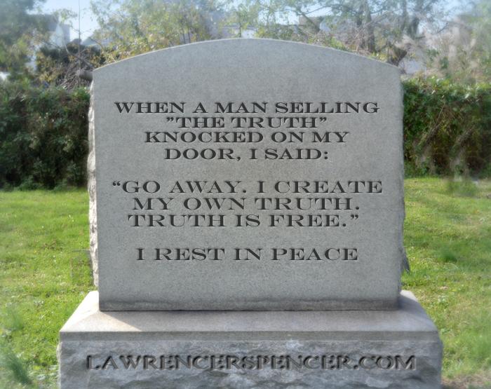 TRUTH SEEKER