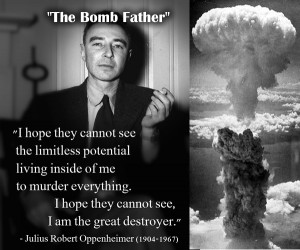 BOMB FATHER