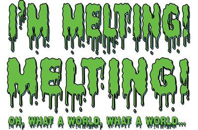 im melting