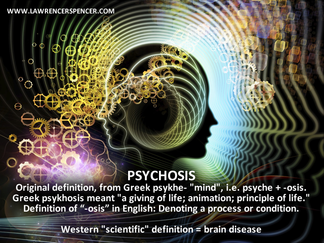 psychosis redefined