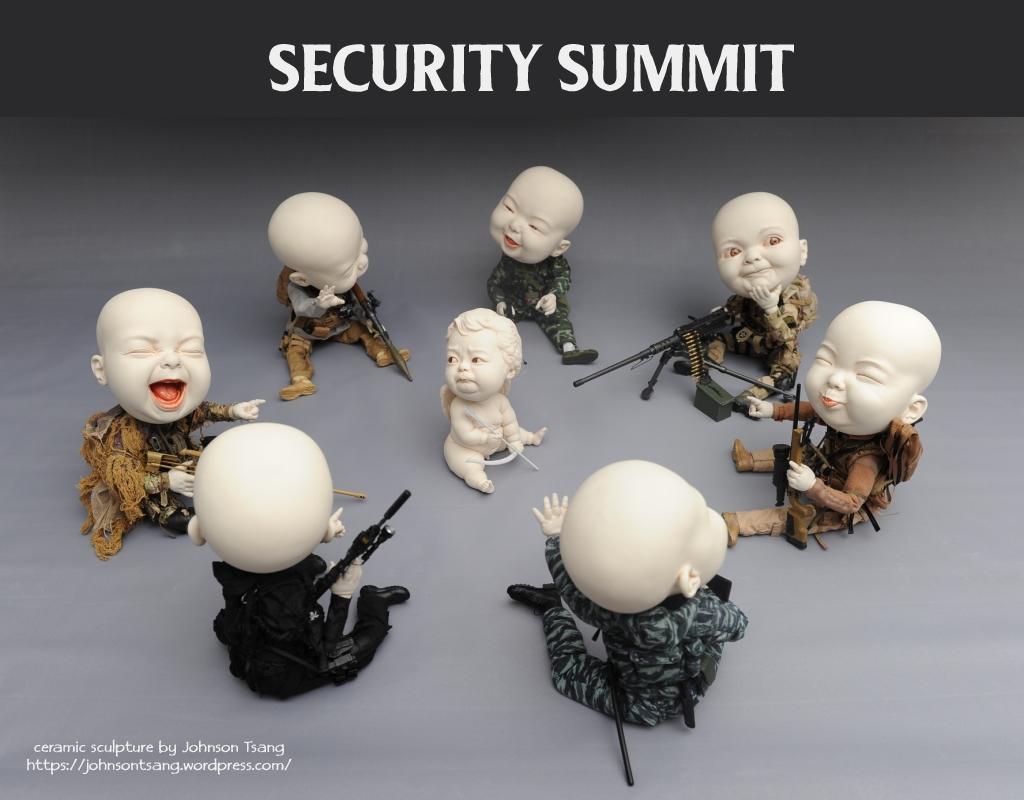 SECURITY SUMMIT - Johnson Tsang