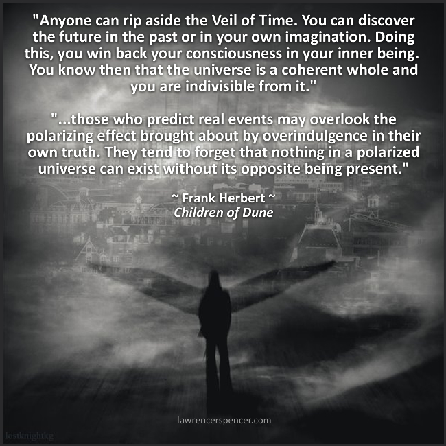 veil of time