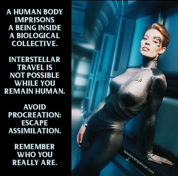 escape assimilation