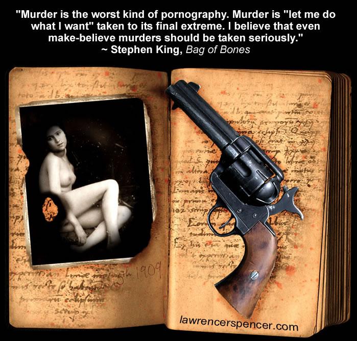 Murder is porn
