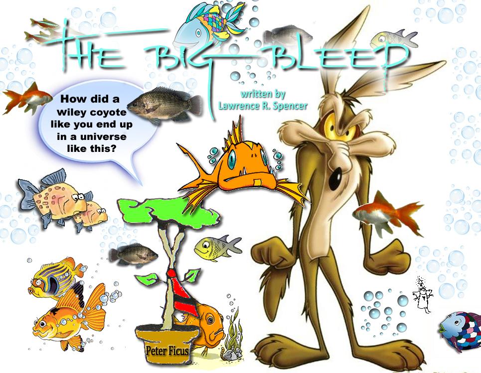 big bleep coyote