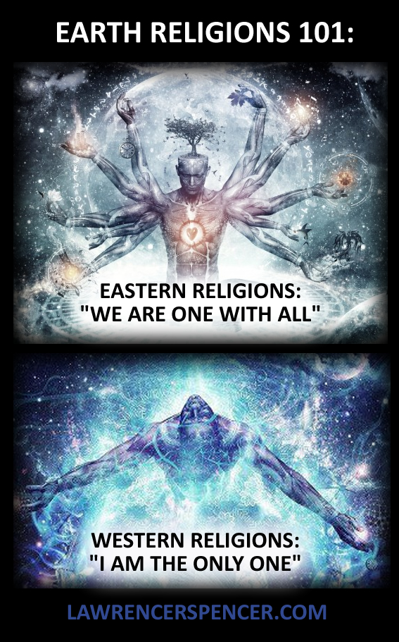 EARTH RELIGIONS 101